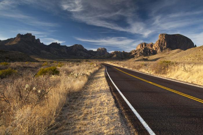 Big Bend in Texas. © thinkstock