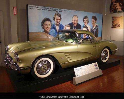 Chevrolette Corvette