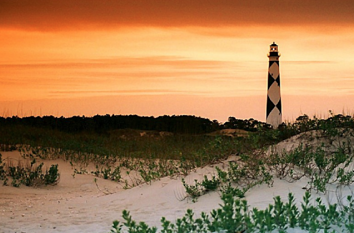 Cape Lookout National Seashore, Harkers Island, NC