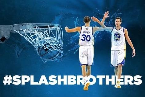 Splash brothers