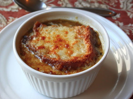 American French Onion Soup - Zoals we die kennen uit Amerika!