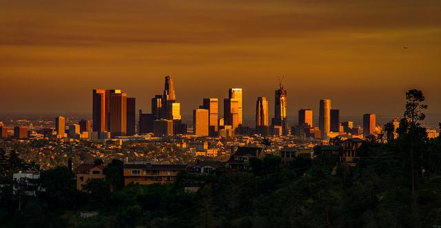 Marc Vandijck - Sunset Los Angeles