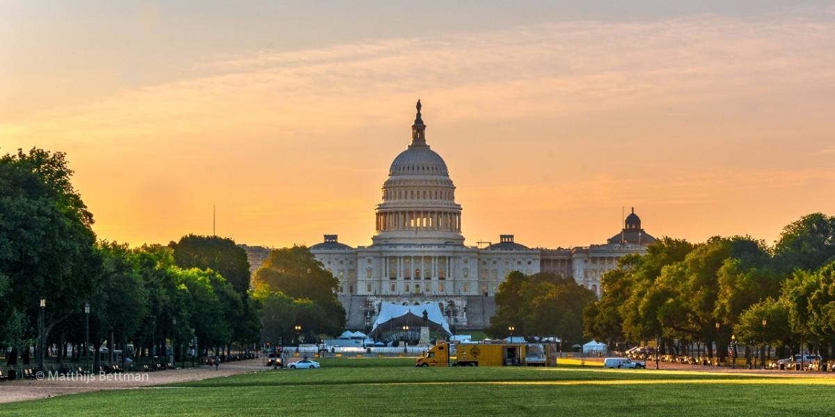 Washington D.C. - Fotografeer een van de machtigste steden van de wereld!