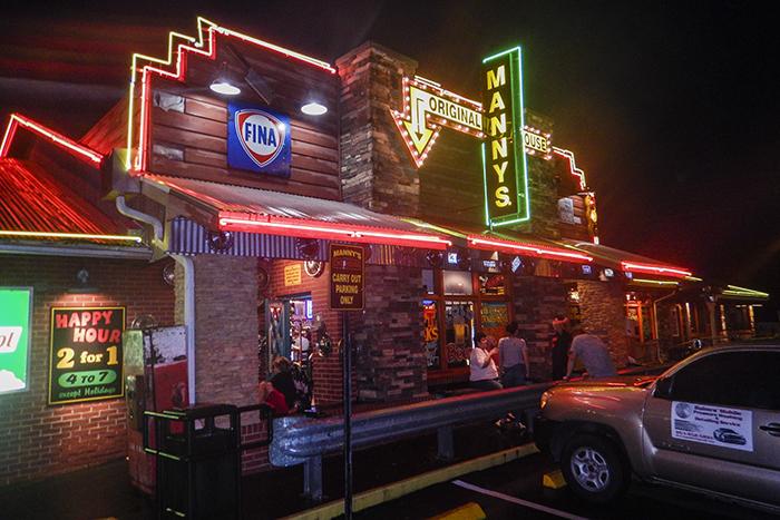 Manny's Chophouse